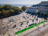 Gdynia: Przestrzeń dla mieszkańców do końca miesiąca. Zamiast parkingu przy Muzeum Miasta Gdyni