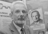 Jerzy Madej, były parlamentarzysta z Koszalina nie żyje