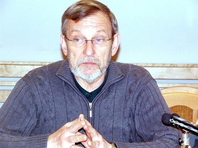 Andrzej Gąsiorowski ma już ogromne doświadczenie jako prezes tego stowarzyszenia