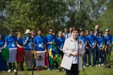 Przepiękne polskie jabłka na Światowych Dniach Młodzieży