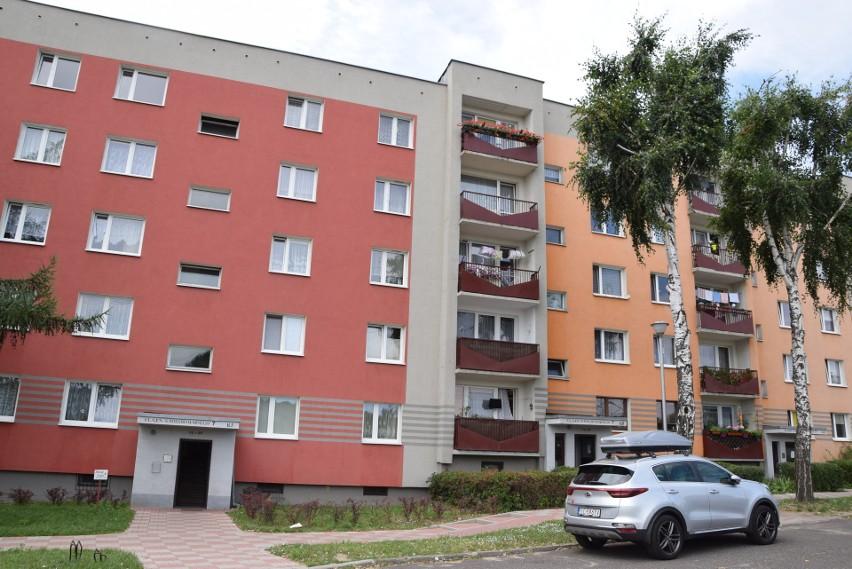 W tym bloku doszło do wybuchu w Częstochowie