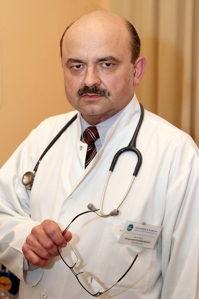 Dr Krzysztof Czarnobilski