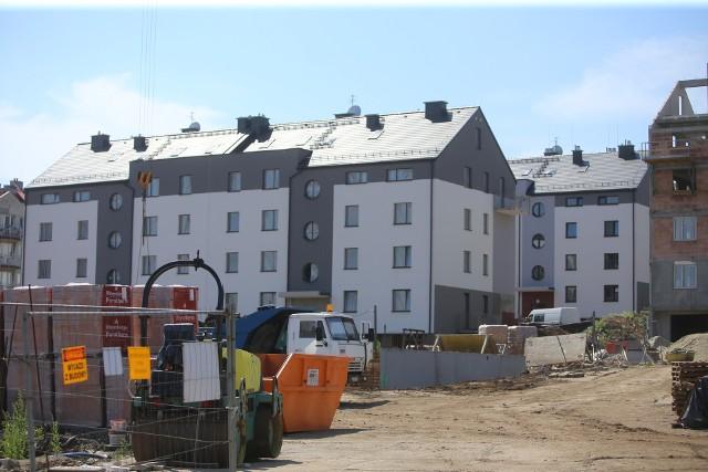 Trwa budowa mieszkań w Chorzowie. Zobaczcie postępy prac.Zobacz kolejne zdjęcia/plansze. Przesuwaj zdjęcia w prawo - naciśnij strzałkę lub przycisk NASTĘPNE