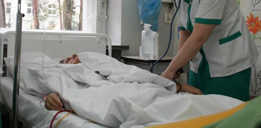 100 nowych łóżek dla pacjentów covidowych uruchomionych...