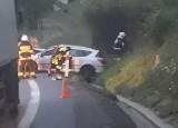 Śmiertelny wypadek na drodze krajowej nr 8. Jedna osoba zginęła w wypadku pod Szczytną