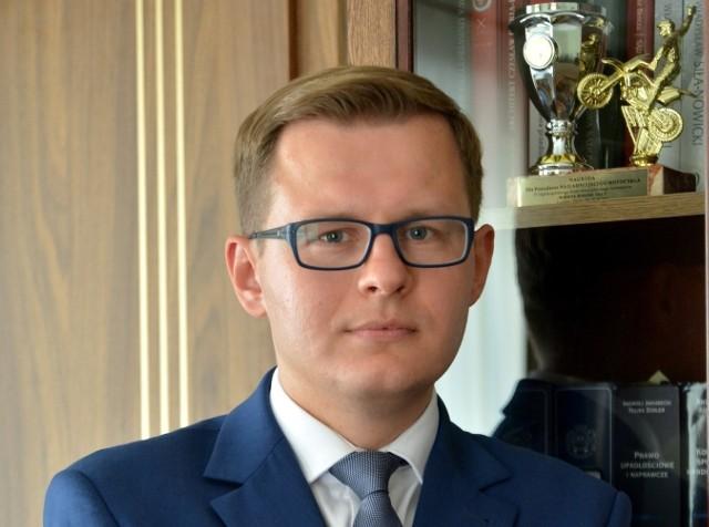 Adwokat Piotr Pietraszko