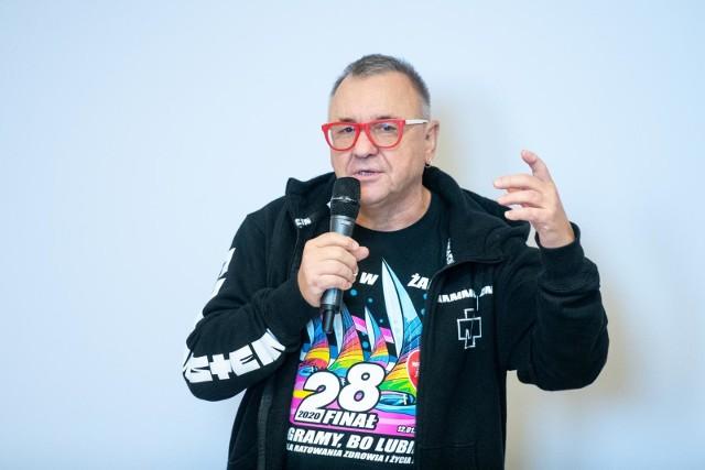 Wniosek o ukarania Jerzego Owsiaka. Chodzi o przekleństwa na festiwalu Pol'and'Rock