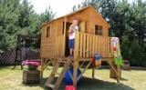 Najlepsze pomysły i inspiracje na domki ogrodowe dla dzieci. Jaki model wybrać i jak samodzielnie je wykonać? [ZDJĘCIA] 20.04.2021