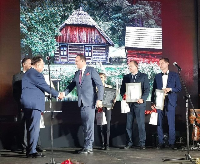 Uroczyste wręczenie nagród odbyło się 11 października.