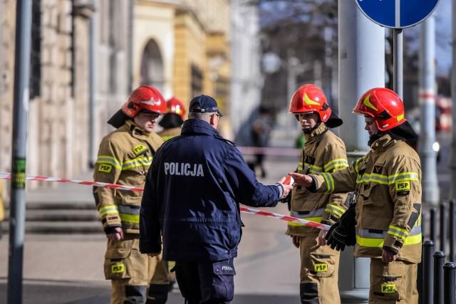 Fałszywe alarmy o bombach w różnych obiektach zdarzają się niestety w całym kraju.