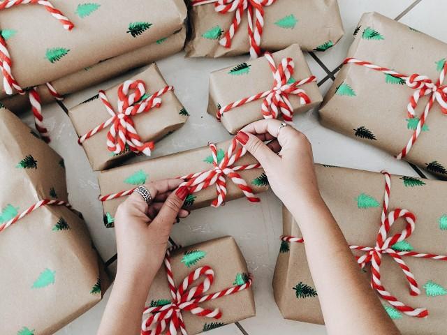 Wczesne prezenty świąteczne