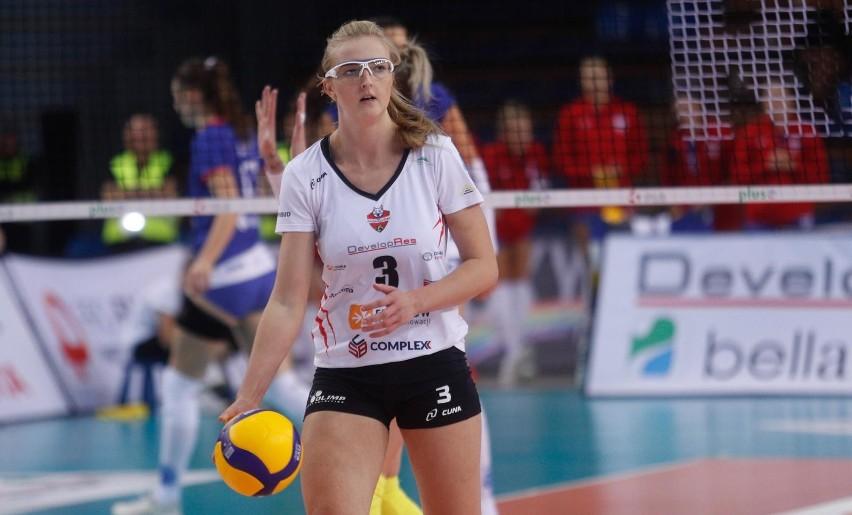 Kamila Witkowska, siatkarka Developresu Rzeszow i reprezentacji Polski