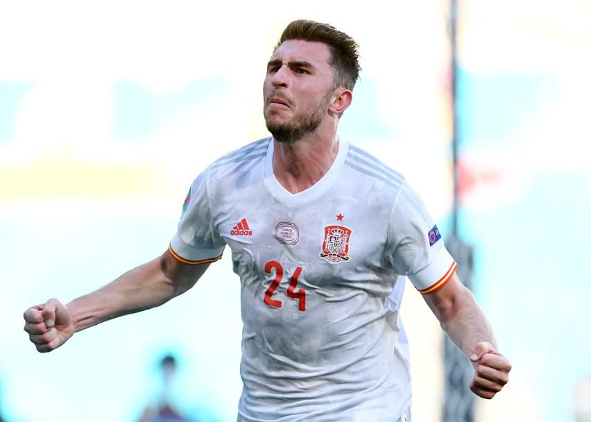 Euro 2020. Słowacja - Hiszpania 0:5 (0:2)