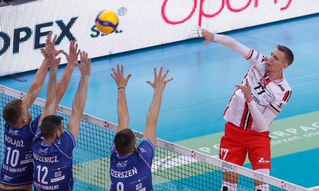 W meczu z pierwszej rundy Ślepsk Malow Suwałki wygrał 3:1 z Asseco Resovią Rzeszów