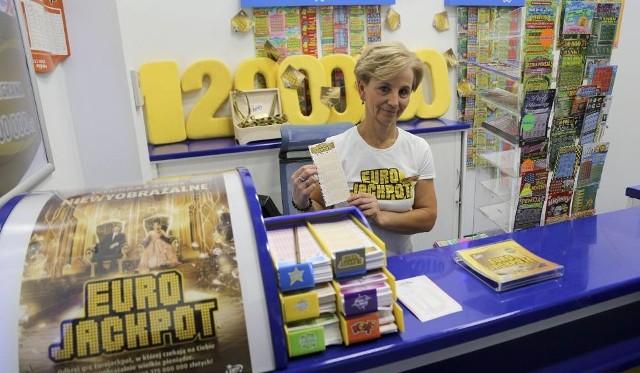 Eurojackpot Lotto - sprawdź wyniki z 15.12.2017