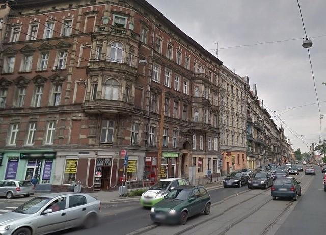Kamienice przy ul. Traugutta