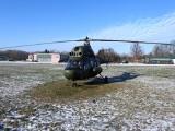 Wojskowe helikoptery na lotnisku Krywlany w Białymstoku. Wykonują tajne zadania na rzecz armii [ZDJĘCIA, WIDEO]