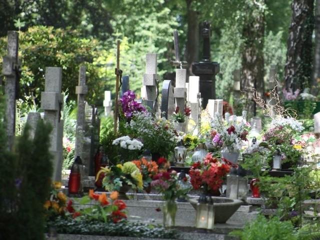 Wiele osób, które odwiedzają groby swoich bliskich, twierdzą, że są one okradane ze zniczy, kwiatów i ozdób.
