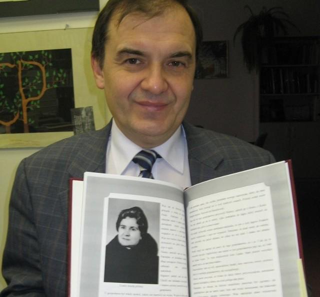 """Krzysztof Wojciechowski, pomysłodawca """"My Life"""" spisał sam wiele biografii."""