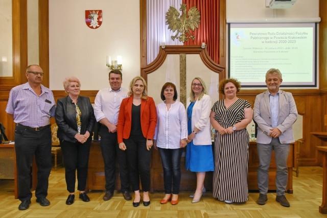 Nowa Rady Działalności Pożytku Publicznego w Powiecie Krakowskim na 11 sierpnia zapowiedziała swoje pierwsze robocze posiedzenie