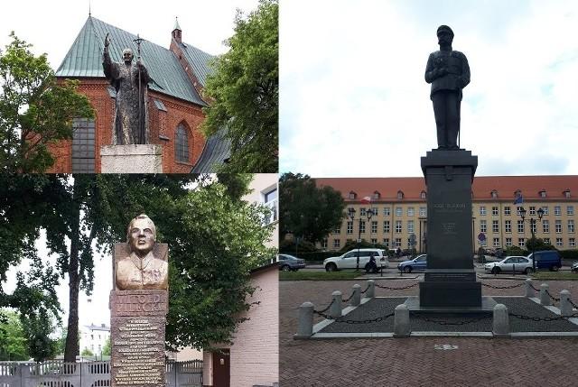 W Koszalinie mamy wiele pomników, nie tylko w formie rzeźby, ale także w formie kamieni pamiątkowych. Mają one wyjątkową wartość historyczną dla naszego regionu.