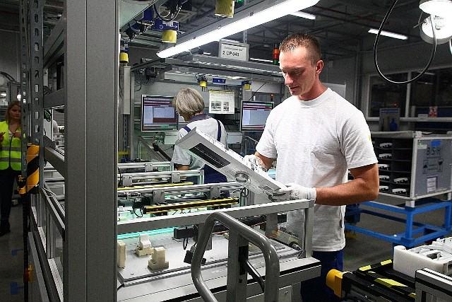 Zatrudnieni będą pracować m.in. w łódzkiej fabryce suszarek BSH