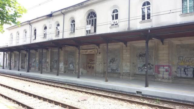 PKP SA unieważniły przetarg na rewitalizację dworca w Maczkach