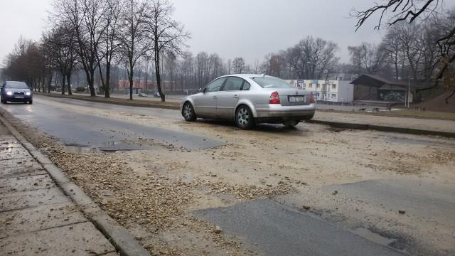 Jastrzębie: Drogowcy wrócą na Mazowiecką. To znienawidzona ulica