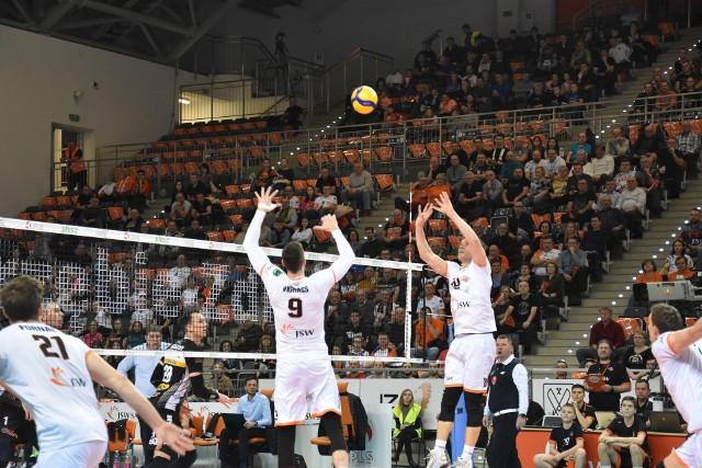 Jastrzębski Węgiel chce przenieść mecz z Itas Trentino.