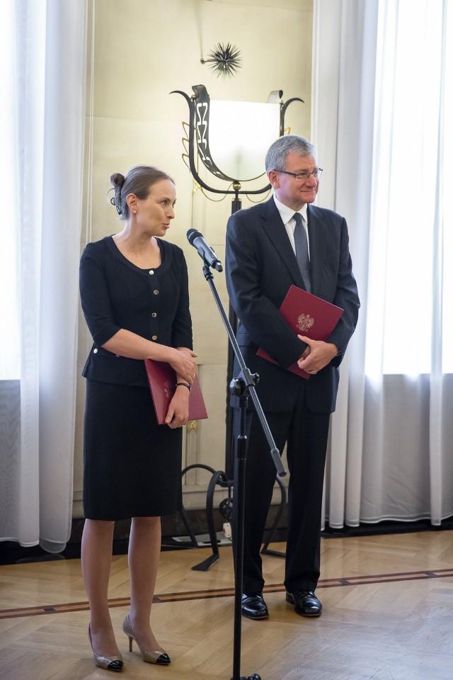 Od 2011 do 2012 r. Katarzyna Pełczyńska-Nałęcz była przedstawicielem Ośrodka Studiów Wschodnich w Brukseli