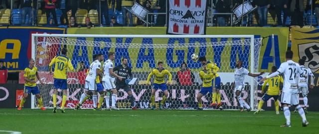 Legioniści wygrali w Gdyni 1:0 z Arką.