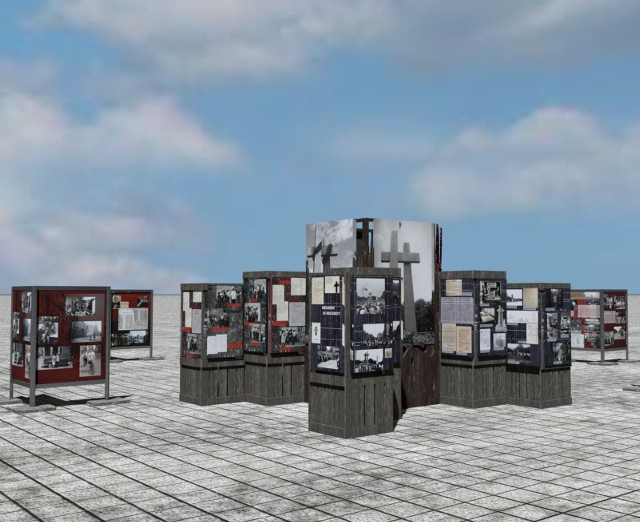 Muzeum Powstania Poznańskiego-Czerwiec 1956 oraz poznański oddział Instytutu Pamięci Narodowej przygotowali wystawę plenerową poświęconą pamięci i wydarzeniom z Poznańskiego Czerwca.