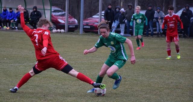 Centralna Liga Juniorów U-17: Lechia Zielona Góra - Górnik Zabrze 0:1 (0:0)