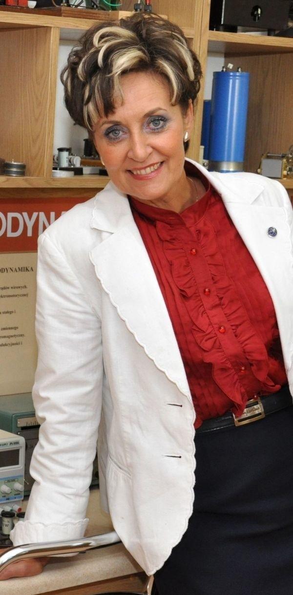 Zofia Kukla, dyrektor Publicznego Gimnazjum numer 5 w Radomiu, znalazła się w gronie laureatów konkursu Ministerstwa Edukacji.