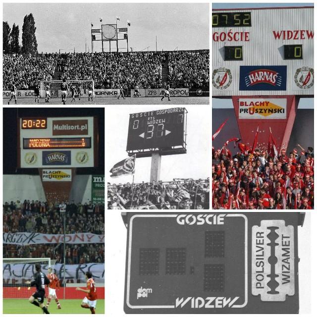 Archiwalne zdjęcia stadionu, piłkarzy, działaczy i kibiców WIELKIEGO WIDZEWA.