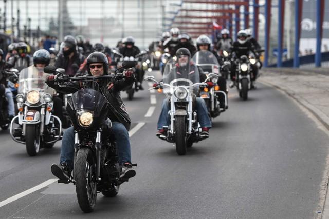 W sobotę ulicami Poznania przejedzie efektowna parada motocyklistów