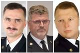 Komendanci Państwowej Straży Pożarnej w województwie podlaskim. Oni dowodzą strażakami w naszym regionie [12.08.2021]