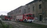 Pożar auta na ul. Wróblewskiego