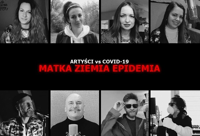 """Artyści vs COVID-19. Piosenka """"Matka Ziemia Epidemia"""" została nagrana online przez ponad 30 wokalistów i muzyków [PREMIERA, LINK DO KLIPU]"""
