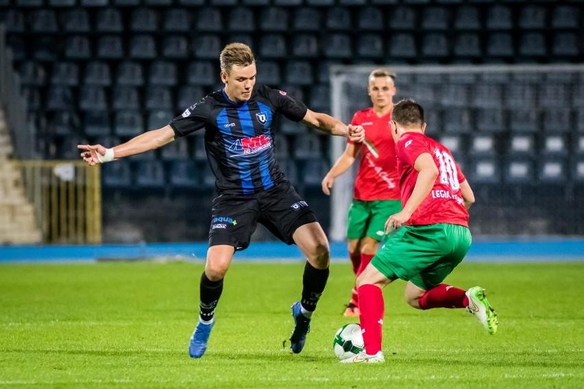 Zawisza Bydgoszcz - Legia Chełmża