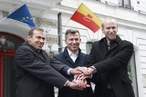 Wybory samorządowe 2018. Były szef SLD przybył do Łodzi promować swych braci w kampanii przed wyborami samorządowymi