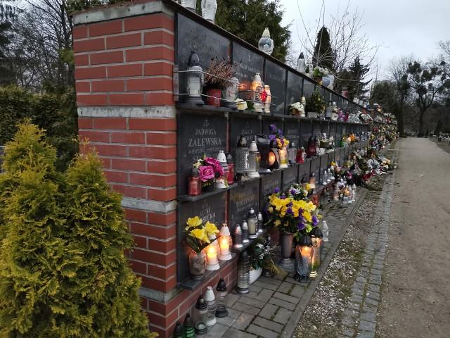 Kolumbarium na Cmentarzu św. Jerzego w Toruniu