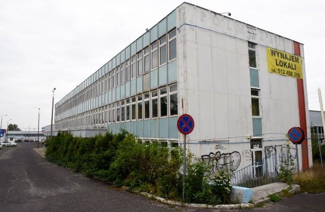 Dawna siedziba Polmozbytu w Zielonej Górze