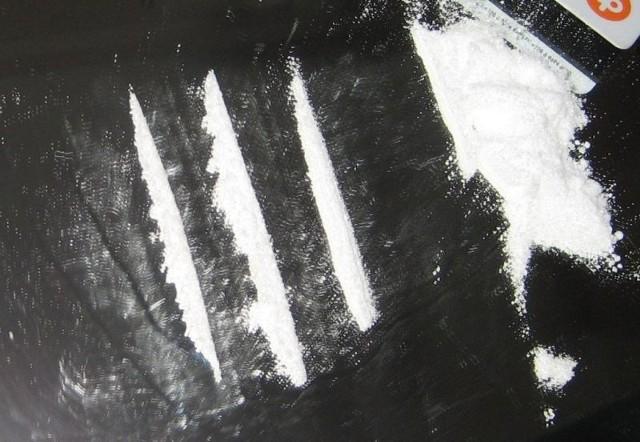 Diler posiedzi dłużej w więzieniu. Został zatrzymany w Białymstoku z kokainą i amfetaminą