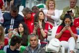 Miss Euro 2016: Tak dziewczyny kibicują piłkarzom! Najładniejsze fanki na trybunach ME [ZDJĘCIA]