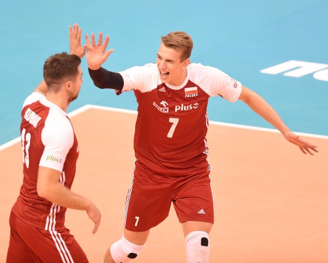Artur Szalpuk zdobył w meczu z Finlandią 19 punktów.
