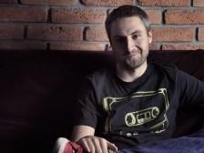 Tomasz Gop, senior producer CD Projekt RED, twórcy gry Wiedźmin.