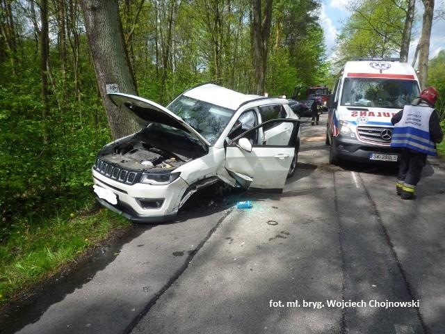 W Mysłowicach doszło do groźnego wypadku