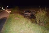 Mieszkaniec, który spłonął we własnym samochodzie, był bardzo mocny pijany
