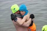 Morsy Rogoźnik zakończyły sezon wejściem do wody i wspólnym grillem ZDJĘCIA